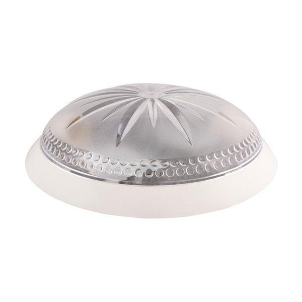 Светильник потолочный ERKA 1149 прозрачный/белый