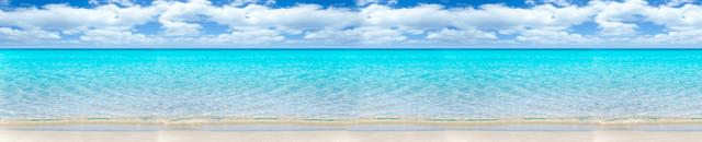 изображение лазурного моря для фартука