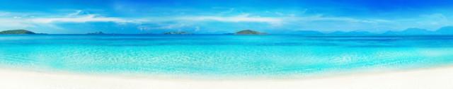 изображение лазурного моря для фартука 1