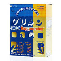 FINE Happy Morning Комплекс с глицином 3000 Доброе утро, 30 стиков на 30 дней