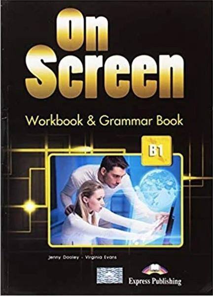 On Screen В1 Workbook & Grammar Book