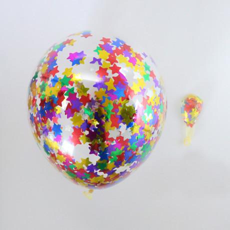 Латексний Куля з Конфетті