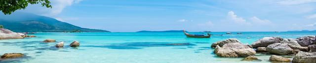 изображение лазурного моря для фартука 7