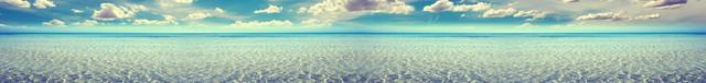 изображение лазурного моря для фартука 8