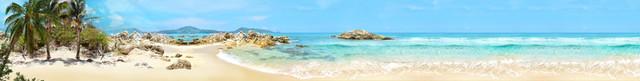 изображение лазурного моря для фартука 14