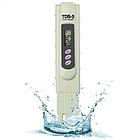 Солемір TDS-3 Метр з датчиком температури