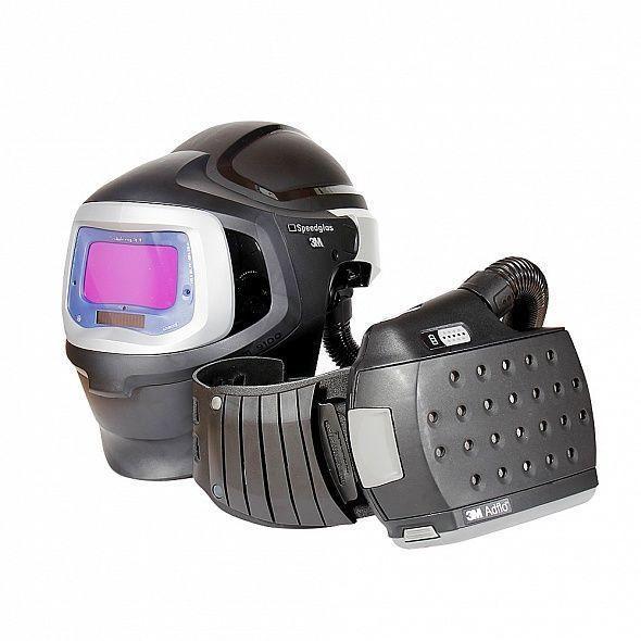 Сварочная маска 3М 577715 Speedglas 9100 MP со сварочным фильтром 9100X Adflo