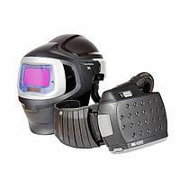 Сварочная маска 3М 577715 Speedglas 9100 MP со сварочным фильтром 9100X Adflo, фото 1