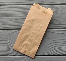 Пакет 9,5х23*4,5см для хотдога 1000шт (краф бурый)