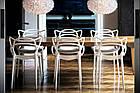 Штабелируемый стул монопластик Мастерс зеленый от SDM Group, фото 5