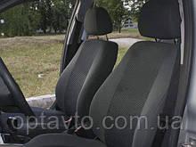 Автомобильные чехлы универсальные Tuning. Цвет серый.