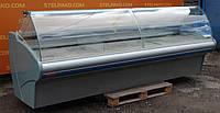 Холодильна ковбасна вітрина «Arneg Oscartielle Banko Giove Statik GI L. 320» 3.2 м., (Італія), Б/у, фото 1