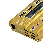 Зарядное устройство универсальное HTRC (IMAX) B6 80W 6А v.2, фото 5