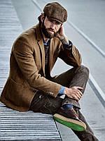 Чоловічий вовняний піджак англійському стилі стандарт і великий розмір є! Розмір 42-74+ батал