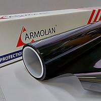 Тонировочная плёнка HPR CH 15 Armolan США зеркальная. Цвет: уголь. Для тонировки стёкол авто (цена за кв.м), фото 1