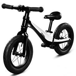 Беговел Micro Balance Bike Pro Black/White