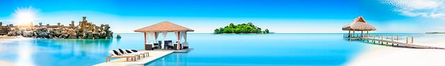 изображение морского побережья для фартука