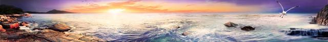 изображение морского побережья для фартука 5