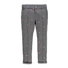 Детские брюки для девочки BRUMS Италия 173BGBH004 Серый