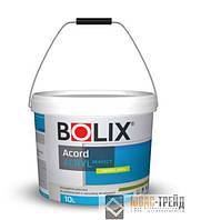 BOLIX Acord Acryl Perfect Акриловая краска,10 л (ТМ Боликс)