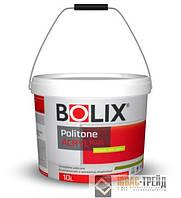 BOLIX Politone Acryl Plus Экологическая акриловая краска,10 л (ТМ Боликс)