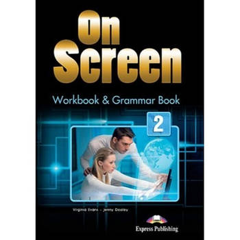 On Screen 2 Workbook & Grammar Book