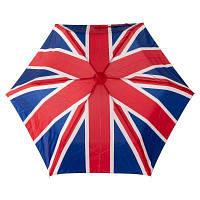Складной зонт INCOGNITO Зонт женский механический INCOGNITO FULL412-union-jack, фото 1