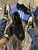 "Мужские кроссовки Adidas Brand With The 3 Stripes ""Black"" (в стиле Адидас), фото 2"
