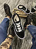 Vans Old Skool Black White (Черный), фото 2