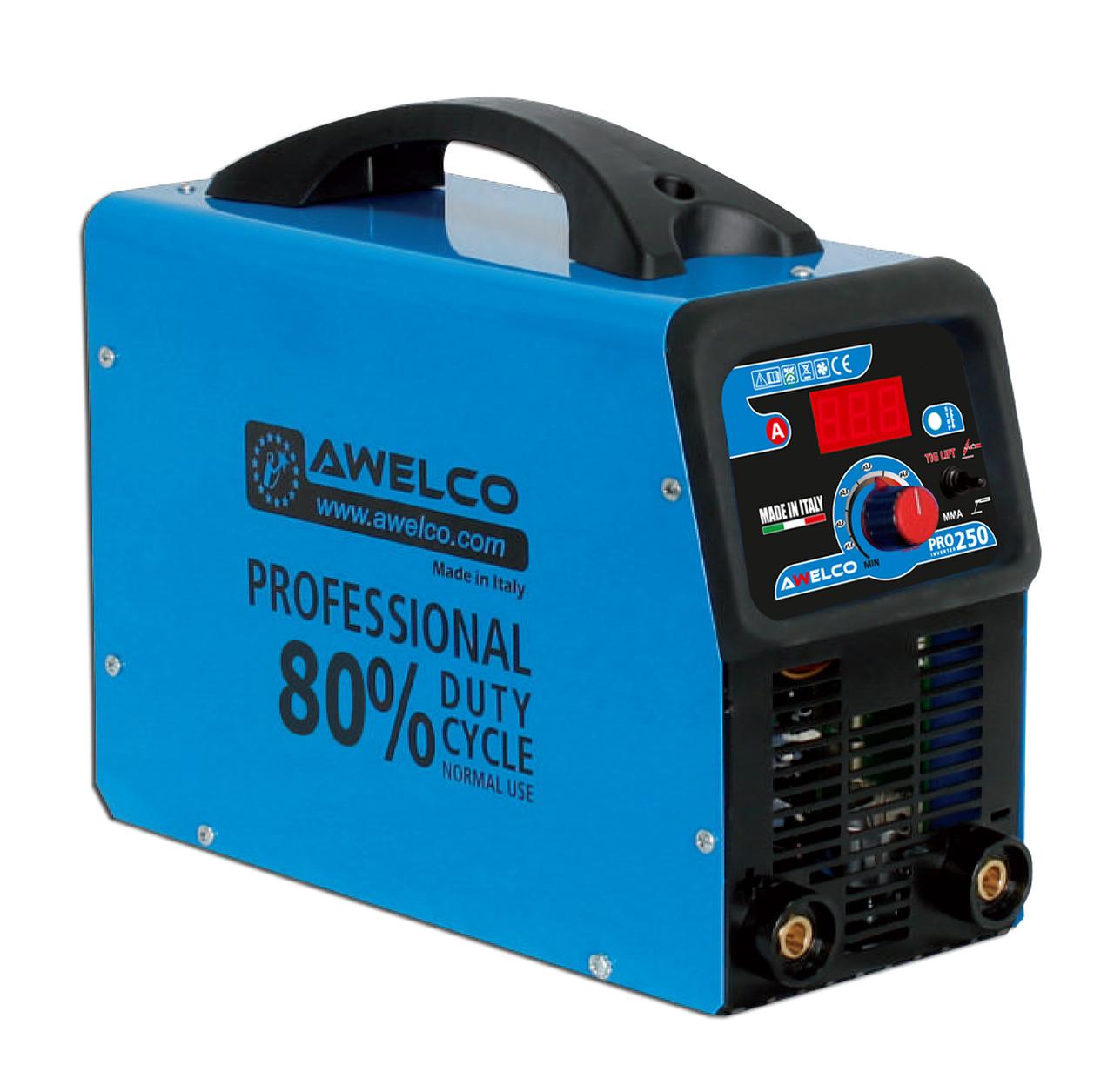 Сварочный инвертор PRO 250 с цифровым дисплеем