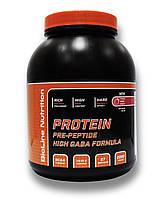 Протеин сывороточный (2КГ) БАНКА - ЗЕМЛЯНИЧНЫЙ ПУНШ