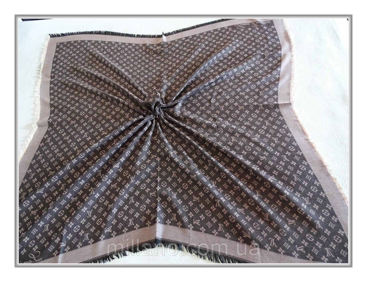 Платок Louis Vuitton кашемир