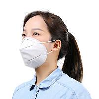 Защитная маска респиратор для лица Класс FFP2 5 штук