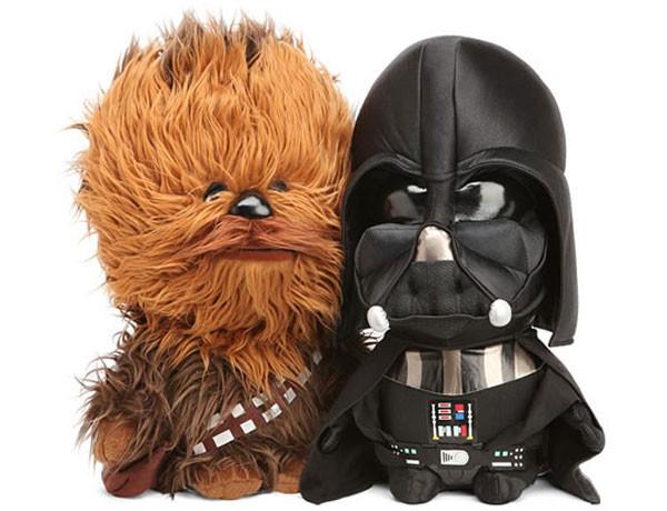 Мягкие Игрушки Звёздные войны Star Wars