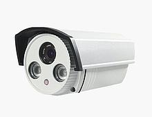 Камера проводная для видеонаблюдения цветная внешняя IP66 CAD 925 AHD 4mp 3.6mm белый