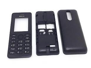 Корпус для Nokia 108 черний