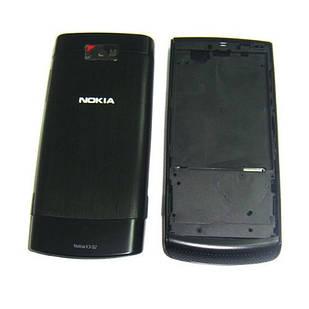 Корпус для Nokia X3-02 черный
