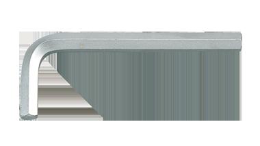 Шестигранник стандартный тип Г-обр. 7mm
