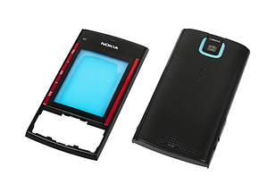 Корпус для Nokia X3 черный