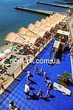 """Пластиковые модульные покрытия для пола """"Сквер"""", размер 378х378х11мм, фото 4"""