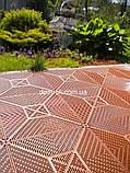 """Пластиковые модульные покрытия для пола """"Сквер"""", размер 378х378х11мм, фото 5"""