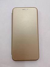 Чехол-книжка Huawei P30 Lite Level Gold