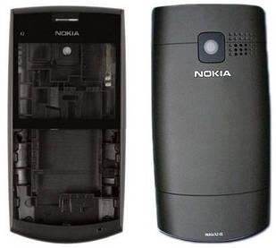 Корпус для Nokia X2-01 черный