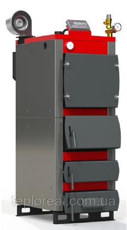 Твердотопливный котёл длительного горения ТТ - 60 Смарт МВ (Smart MW) + (Автоматика)
