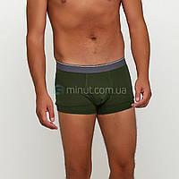 Мужские трусы Man Underwear 4 Cotton Хаки, XL