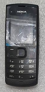 Корпус для Nokia X1 черный