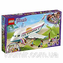 Конструктор LEGO Friends 41429 Літак в Хартлейк Сіті