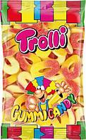 Жевательные конфеты Персиковые кольца Trolli Pfirsichringe 1кг