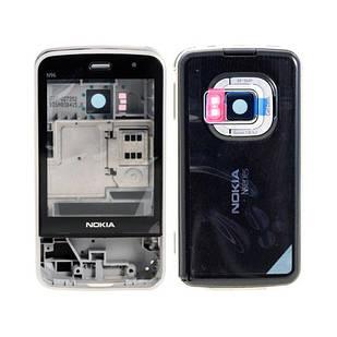 Корпус для Nokia N96 черный