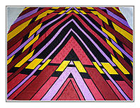 Платок Louis Vuitton шёлк шерсть металл, фото 1